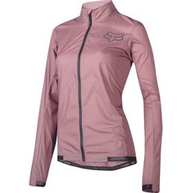 Fox Attack Wind Jacket Women dusty rose